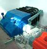 turbina della centrale idroelettrica CISEnergy