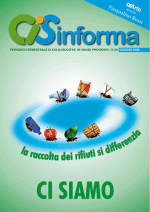 CIS Informa Vol. 30